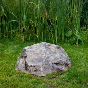 Крышка люка Камень 40 F07804 - фото 63006