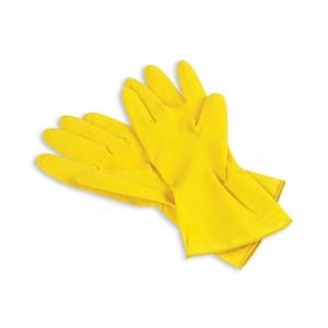 Перчатки хозяйственные (М) - фото 63090