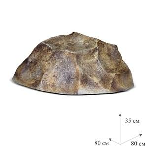 Крышка люка Камень 80 F07805 - фото 63098