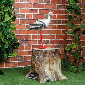 Фигура Аист для гнезда
