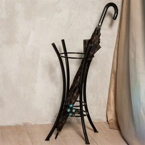 Зонтовщица кованая напольная 912-05