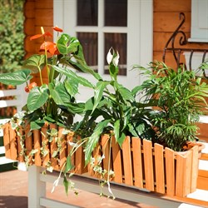 Подставка балконная с деревом 59-601