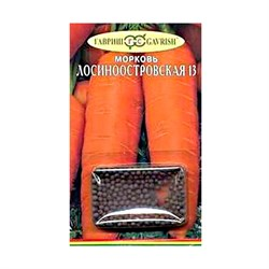 Морковь Лосиноостровская 13 300шт - фото 64262