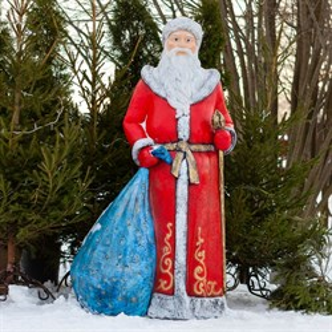 Фигура Дед Мороз большой U08292