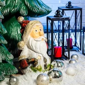 Фигура Дед Мороз малый F08428