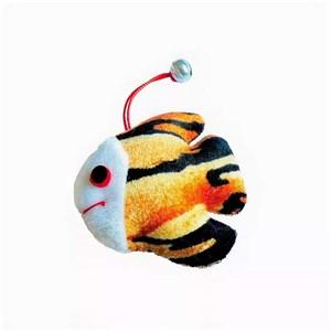 Игрушка В.И.Пет Рыбка для кошек с мятой C-101
