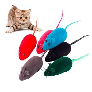 Игрушка В.И.Пет для кошек Мышь латекс