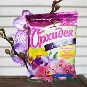 Удобрение БиоМастер Орхидея водораств. саше,100 г.