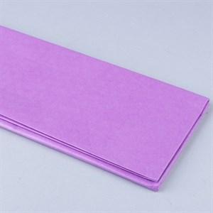 Бумага тишью 50*66см 10 лист, фиолетовый