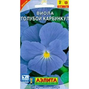 Виола Голубой карбункул