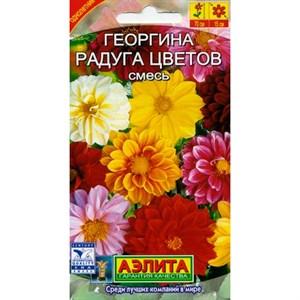 Георгина Радуга цветов