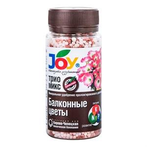 Удобрение ДЖОЙ ТРИО МИКС Балконные цветы 100 гр