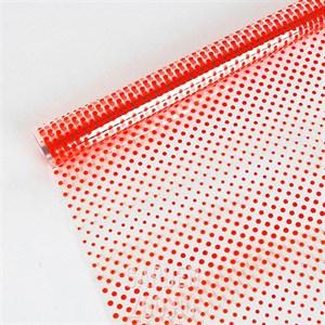 Пленка в рулоне 700 Мошка красный
