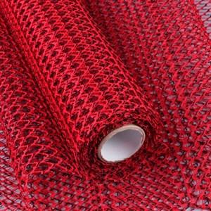 Сетка 50см*5ярд Бриз двухцветная красный