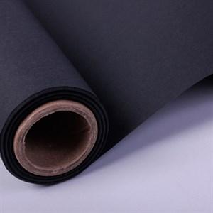Бумага пергамент 50*10 черный