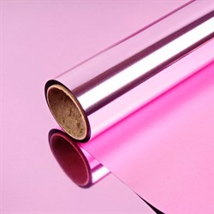 Пленка 58*5м Богема розовый
