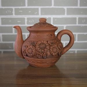 Чайник Подсолнух 1л