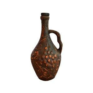 Бутылка коньячная 0,7л красная глина