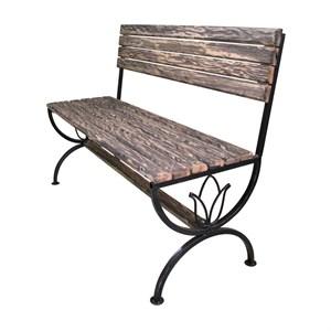 Скамейка с деревом садовая 881-83R