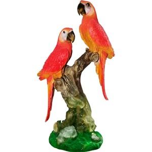 Фигура Попугаи на ветке
