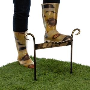 Декроттуар кованый для обуви 62-007