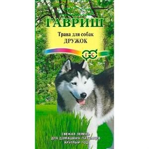 Трава для собак Дружок 10г