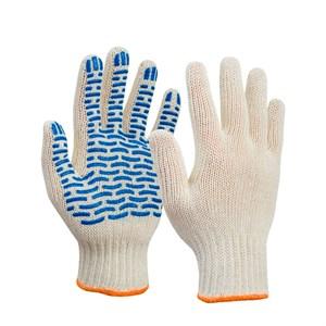 Перчатки х/б 5 нитей Волна