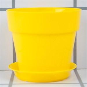 Горшок Протея 0,7л желтый