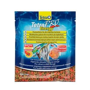 Корм ТЕТРА ПРО ЭНЕРДЖИ для рыб 12г чипсы