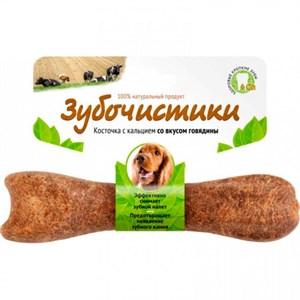Лакомство ЗУБОЧИСТИКИ  для собак 95г говядина 73303808