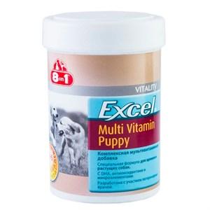 Витамины 8 в 1 100т для щенков правильный рост,здоровое развитие 108634