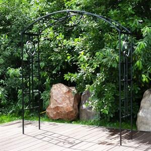 Арка садовая кованая 863-12R