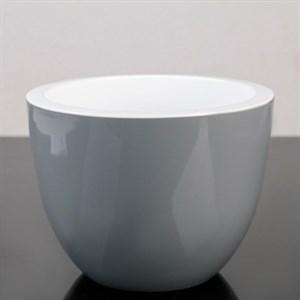 Горшок Орион 3,5л серый муссон с вкладышем