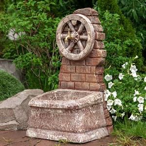 Умывальник старое колесо U08725