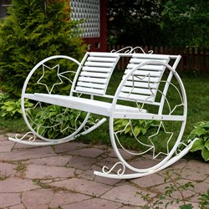 Кресло качалка 881-47 белое