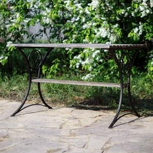 Стол с деревом садовый 881-68R
