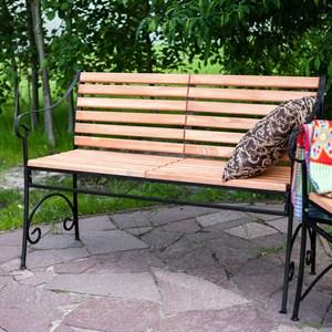 Скамейка с деревом садовая 880-51R