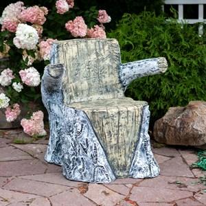 Кресло Пень березовый U08239
