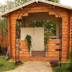 Арка садовая металлическая 860-68R - фото 77438