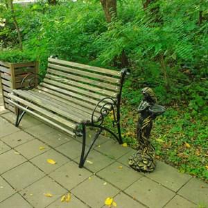 Диван с деревом садовый 881-11R