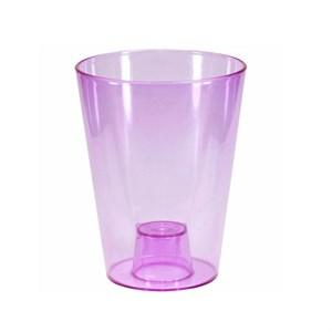 Кашпо Тиса 12,5*16 фиолетовый