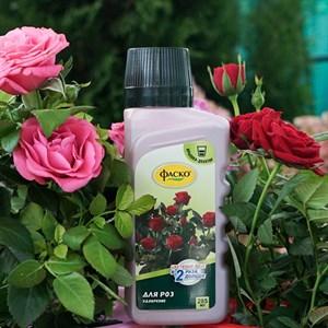 Удобрение Цветочное счастье для роз 285мл (9)