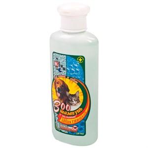 Шампунь КИСКА для кошек и собак от блох с полынью
