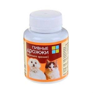 Витамины Вака Пивные дрожжи 80т бета-каратин 1265