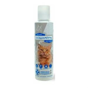 Шампунь КИСКА для кошек от блох 230мл