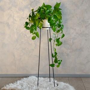 Подставка для цветов металлическая Лофт 66-403