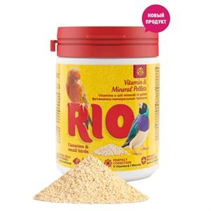 Корм РИО Витаминно-минеральные гранулы для канареек 120г