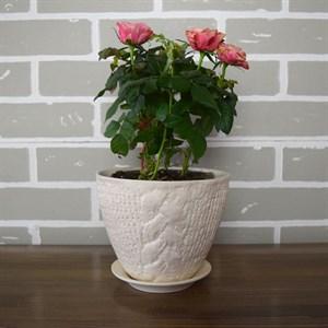 Горшки для цветов КОСИЧКА №2