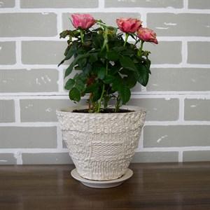 Горшки для цветов МУАР №2