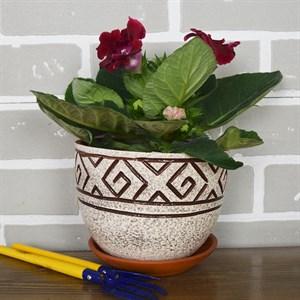 Горшки для цветов РУШНИК №3